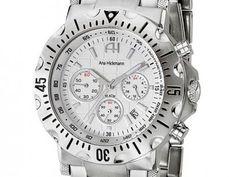 Relógio Feminino Ana Hickmann AH 30004 S - Analógico Resistente à Água com as melhores condições você encontra no Magazine Eletroshoper. Confira!