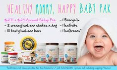 Perfect Pack for Breastfeeding! Lose that baby weight with out the deprivation of nutrients or needed calories! Best decision I have ever made, hands down, to have a healthy and delicious experience with breastfeeding. http://taylorhiers.isagenix.com
