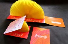 MCA Luminocity Gala Invite 2013 | Paperspecs
