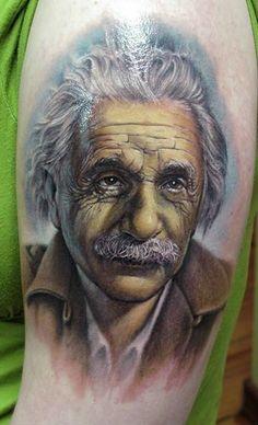 Tatuajes Retrato guess who ???? @worldfamousink @dermalizepro @kwadron