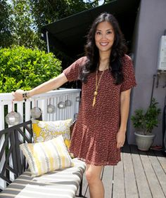 My Style: Peep The Awe-Inspiring Home Of L.A. It Girl Melissa Magsaysay