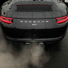 The Porsche 911 is a truly a race car you can drive on the street. It's distinctive Porsche styling is backed up by incredible race car performance. Porsche Carrera, Porsche Panamera, Porsche Autos, Porsche Macan, Chevrolet Corvette Stingray, Chevy Camaro, Porsche Mission E, Cayman Porsche, Muscle Cars