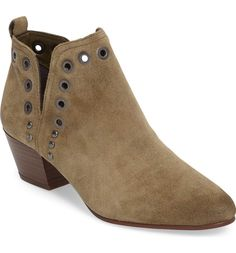 1d8383e5e7c4f Main Image - Sam Edelman Rubin Bootie (Women) Shoes World