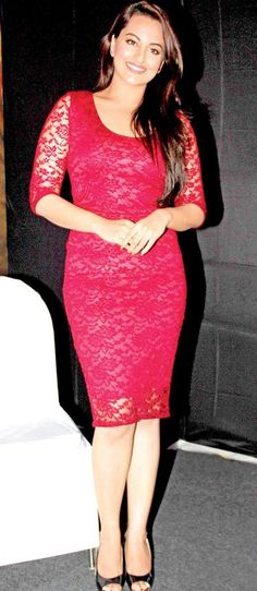 Sonakshi Sinha #Bollywood #Fashion