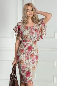 55 Elegant Summer Clothes To Not Miss Today floral wrapdress floraldress dre. Outfit Trends : 55 Elegant Summer Clothes To Not Miss Today floral wrapdress floraldress dre. Simple Dresses, Elegant Dresses, Pretty Dresses, Beautiful Dresses, Casual Dresses, Summer Dresses, Formal Dresses, Summer Clothes, Evening Dresses