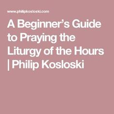 photograph relating to Printable Liturgy of the Hours Guide identify Liturgy of the Hrs