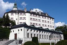 Ambras Castle (German: Schloss Ambras) is a Renaissance castle and palace located in the hills above Innsbruck, Austria.