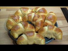 ▶ Croissants im Thermomix TM 31 - YouTube