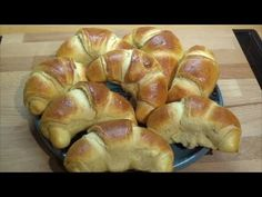 ▶ Croissants im Thermomix TM 31 - YouTube