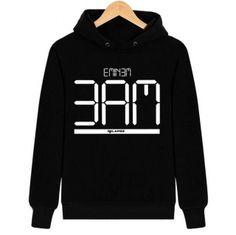 Eminem 3AM fleece hoodie for teens pullover style