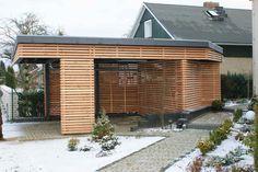 Carport Douglasie douglasie rhombus doppelt search garage