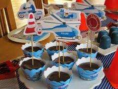 Bodenseewellen: Polizei - Geburtstag Kids And Parenting, Boy Birthday, Food, Police, Party, 5th Birthday, Birhday Cake, Police Party, Birthday Party Ideas