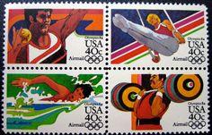 USA Air Mail Olympics
