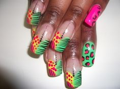 Ghetto Nail Designs | ghetto acrylic nail designs cachedghetto nail pictures nail blog nail