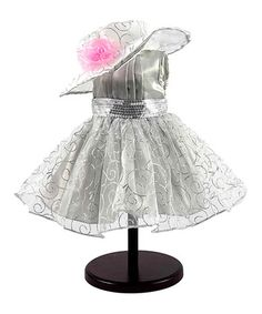 Silver Sensation Outfit for 18'' Doll #zulily #zulilyfinds