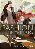 Fashion in the 1930s (Shire Library) Cover