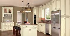 allen + roth's Annscroft at Lowe's. | Home kitchens ...