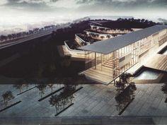 Global finalist entry 2015 - Eco-Techno Park: Green building showcase and enterprise hub