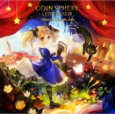 ODIN SPHERE LEIFTHRASIR Original Soundtrack
