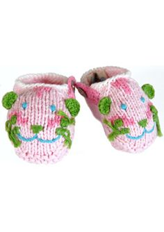Blabla Tiger Newborn Booties