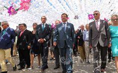 Festas do Povo inauguradas pelo Presidente da Junta da Extremadura Espanhola em ambiente de Euro-Cidade | Elvasnews