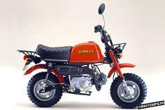 Le Honda Gorilla