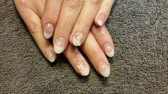 acryl french manicure & 3d design www.likanailcenter.eu