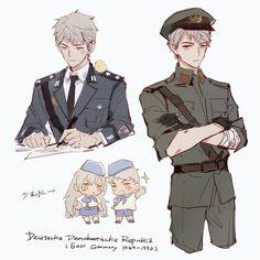Prussia Hetalia, Hetalia Germany, Germany And Prussia, Hetalia Fanart, Gilbert Beilschmidt, Hetalia Characters, Hetalia Axis Powers, Kirito, Manga