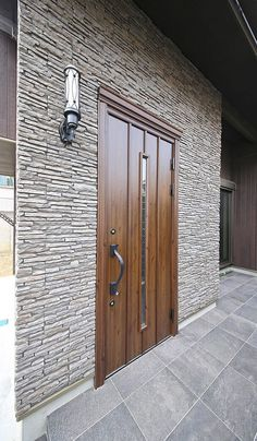 Black Rings, Home Brewing, Water Features, Entrance, Garage Doors, Outdoor Decor, Home Decor, Houses, Lab Coats