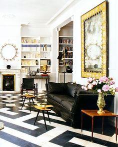 Pattern on pattern #design #decor #interiordesign #interiordecor