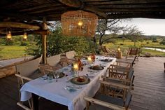 Luxury Hotel in Africa...