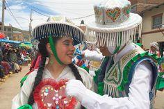Acabo de compartir la foto de Milton Cesar Rodriguez Triviños que representa a: Fiesta de la Candelaria - Puno