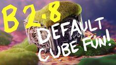 Blender 2.8 - Default Cube Fun!