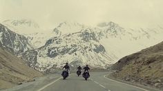 A stunning 16mm short film about the Paris-based custom workshop Blitz Motorcycles. Be warned: you'll want to go on a road trip after watching this.