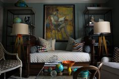 Decorators' Show House - Child's Room Designed by Clay Snider Interiors, Inc.
