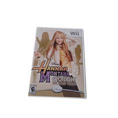 Juego para Wii Hannah Montana Spotlight World Tour - Juegos de Consola - TV, Consolas y Juegos - Tecnología - Sensacional