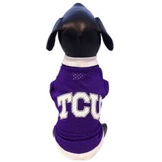 NCAA TCU Horned Frogs Dog Collar Team Color, Large