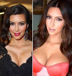 Kim Kardashian's Top 10 Craziest Cleavage Moments of 2012 (PHOTOS)