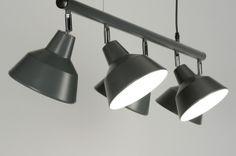 hanglamp 89038: modern, retro, industrie, look