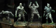 Tabletop Fix: Willy Miniatures - New Undead Preview