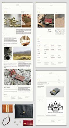 Bold usage of images.  Lundgren+Lindqvist Design & Development: P.A.P #webdesign