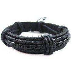 Various Braided Leather Bracelets