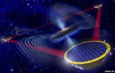 Lisa Pathfinder : la sonde européenne à la poursuite des ondes gravitationnelles