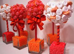 Candy Station Display | ... Fun Candy Girls, Candy World, Candy Buffets & Event Industry Bl