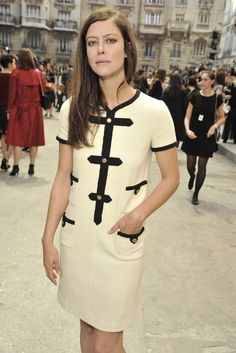 Front Row at Chanel Spring 2015 - Slideshow