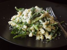 Where's the water? Check out the science behind this cooking method here. Note: Use a high quality ricotta cheese for this recipe. Check the ingredients label—it should contain nothing but milk, salt, and an acid or starter enzyme. Avoid any...