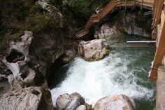 Seisenbergklamm in Weißbach bei Lofer Salzburg, Paradis, Travel Destinations, Waterfall, Outdoor, Austria, Road Trip Destinations, Explore, Destinations