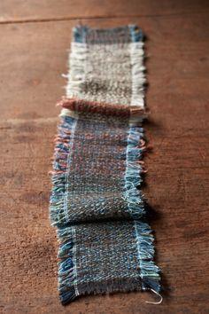 染めと織りの工房です@鳥越 おかず横丁