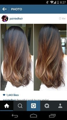 Highlight ombre asians found on Instagram obviously :)