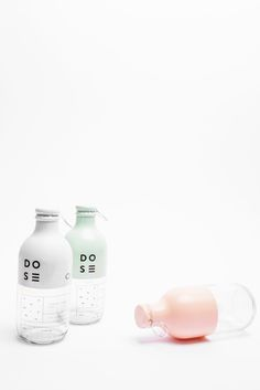 DOSE (Student Project) on Packaging of the World - Creative Package Design… Water Packaging, Food Packaging Design, Beverage Packaging, Bottle Packaging, Pretty Packaging, Beauty Packaging, Packaging Design Inspiration, Brand Packaging, Salad Packaging